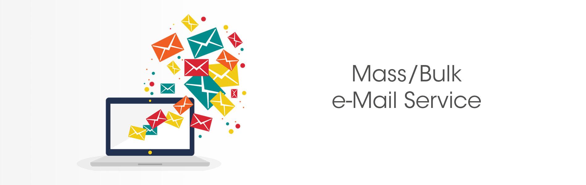 Mass/Bulk e-Mail Service | Web Global Technologies